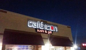 Channel Letters & Dimensional Lettering lighted sign 1 300x174