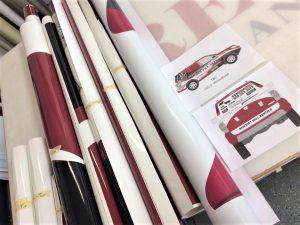 Commercial Fleet Wraps & Graphics custom design manufacturing installation 300x225